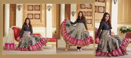 Sonali Bendre Style Salwar suits